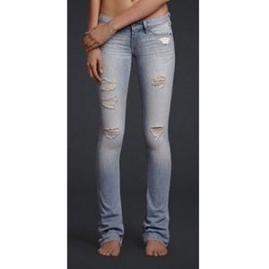 Hollister Bootcut Jeans NWT